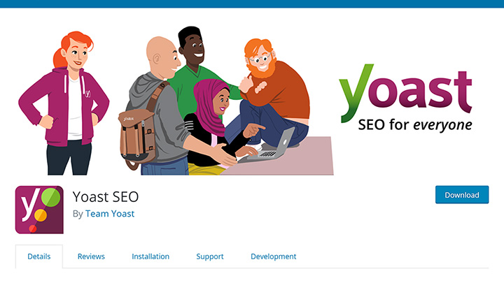 Yoast SEO WordPress Plugin for Schools