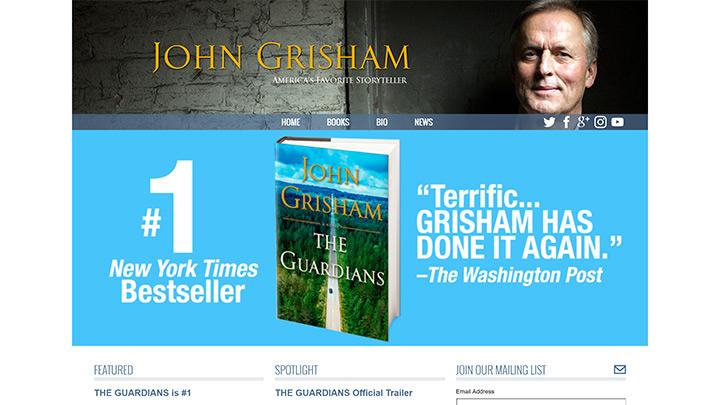 John Grisham WP
