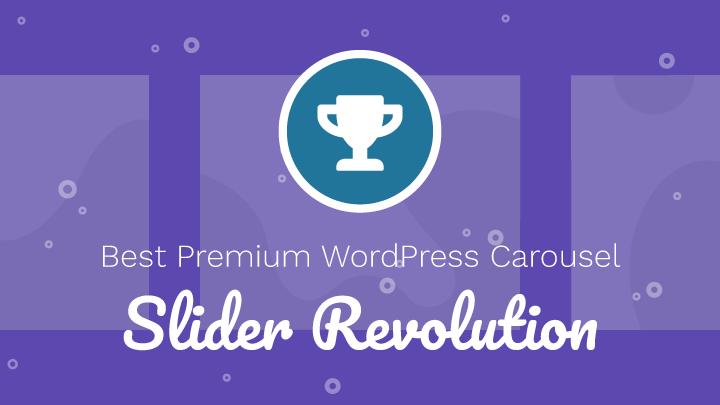Premium WordPress Carousel Award