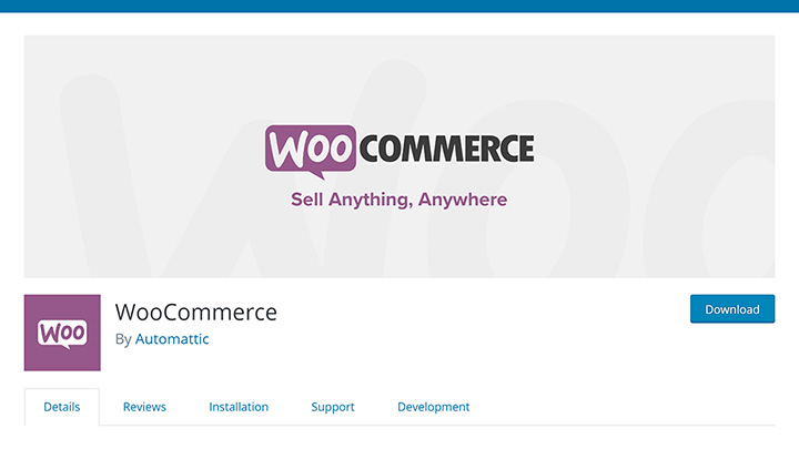 WooCommerce Physical Digital Ecommerce Plugin