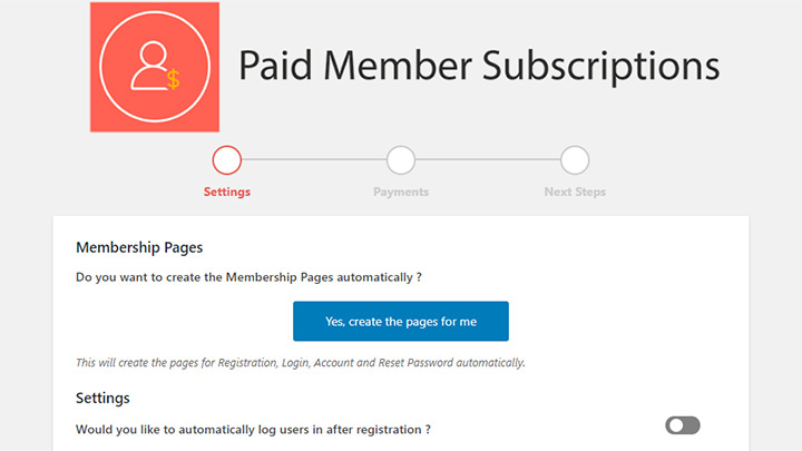 Paid Member Subscriptions Setup Guide