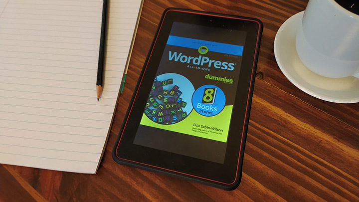 WordPress for Dummies Review