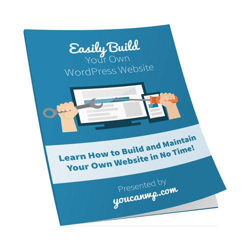 Free WordPress Guide Preview